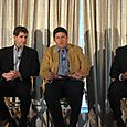 Michael Simon, Doug Levin, Woody Benson