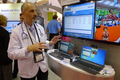 Demonstrating SBR Health Product