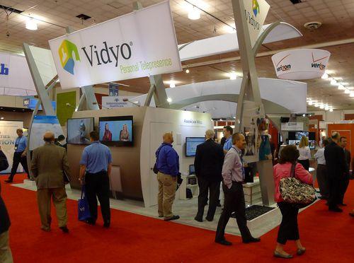 Vidyo Booth