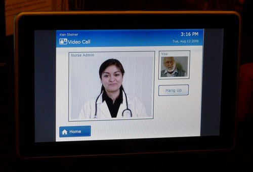 Care Innovations Video Call