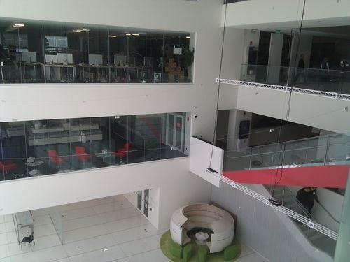 MIT Media Lab 25th: Atrium