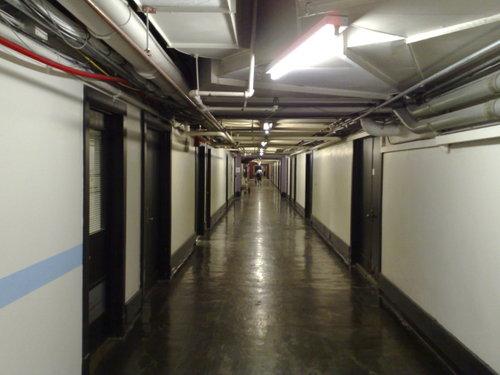 The Great Corridor - basement