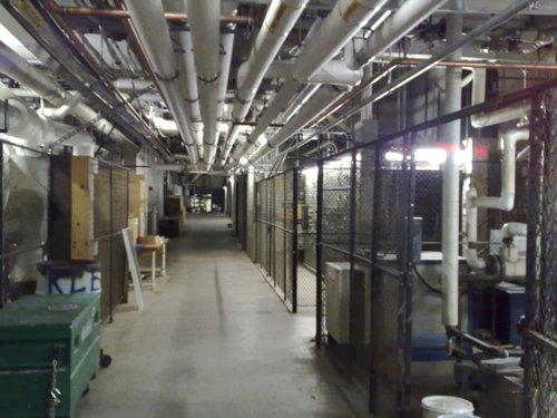 Building 13 basement