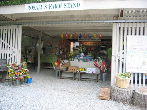 Rosaly's Farm Stand