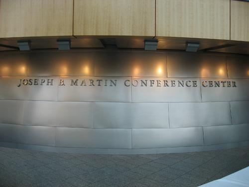 Joseph P. Martin Conference Center