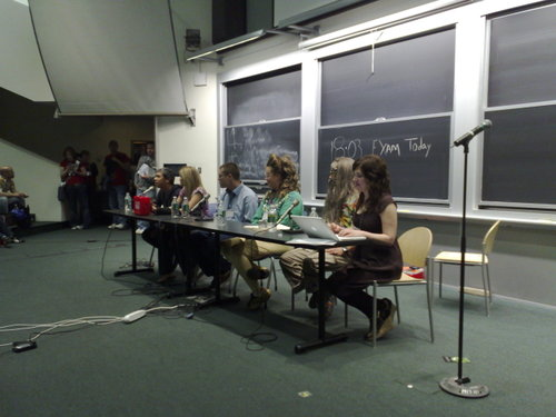ROFLCon Panel - PWNING FOR GOOD OF MANKIND