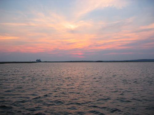 Chatham Harbor Sunset