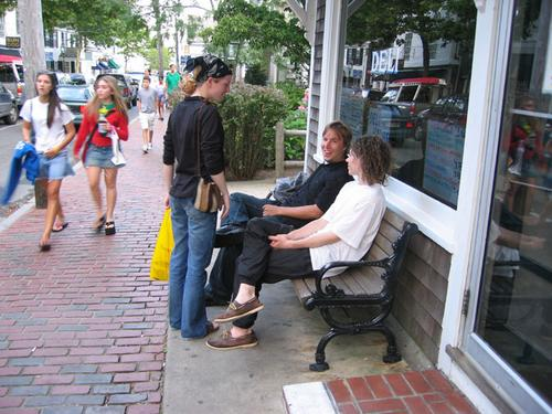 Edgartown - Main Street