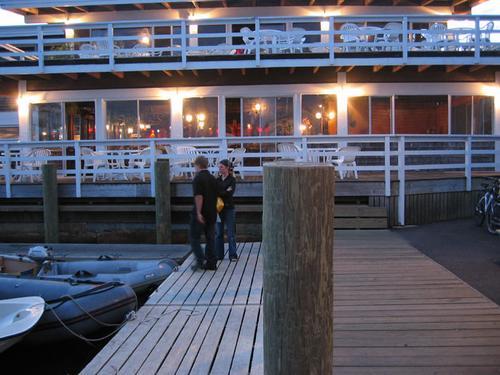 Edgartown - Navigator dock
