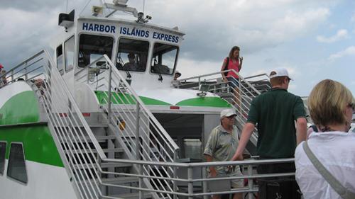 Harbor Islands Express