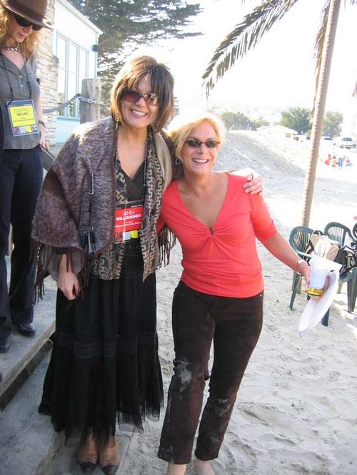 Beach Party - Ann and Sunny