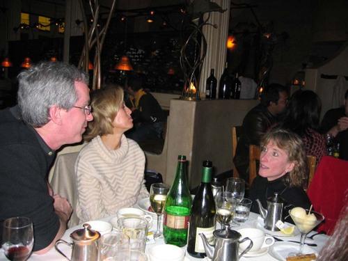Montrio Dinner - table
