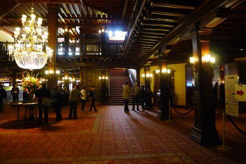 Hotel Del Coronado - lobby