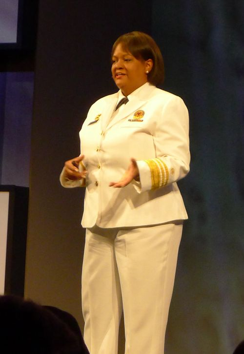 Regina Benjamin MD, Surgeon General of the United States