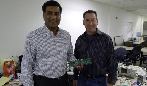 Sreekanth Ravi and Chris Loeper